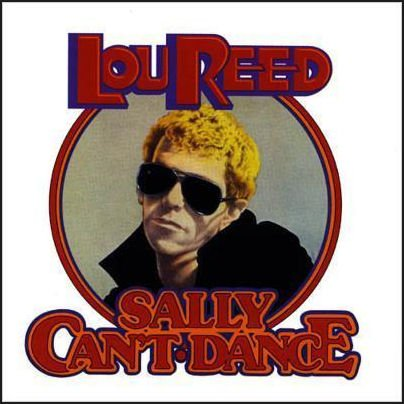 SALLY CAN'T DANCE VINYL LP[APL0611]1974 LOU REED