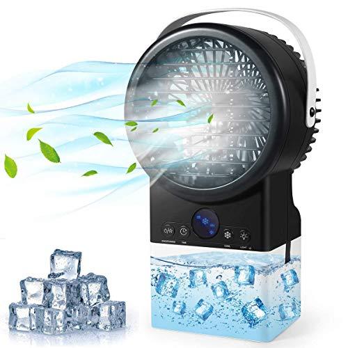 Portable Air Conditioner Fan,Personal Evaporative...