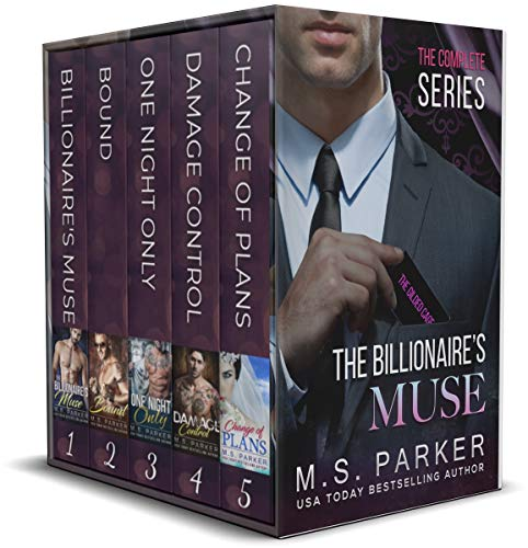 The Billionaire's Muse Complete Series Box Set