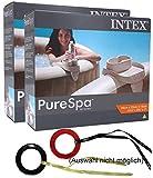 Intex Juego de 2 soportes para bebidas para jacuzzi PureSpa con Glider de Targit.