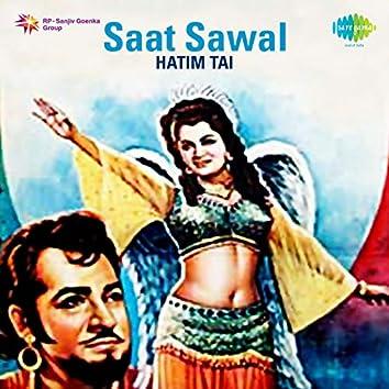 Saat Sawal (Original Motion Picture Soundtrack)