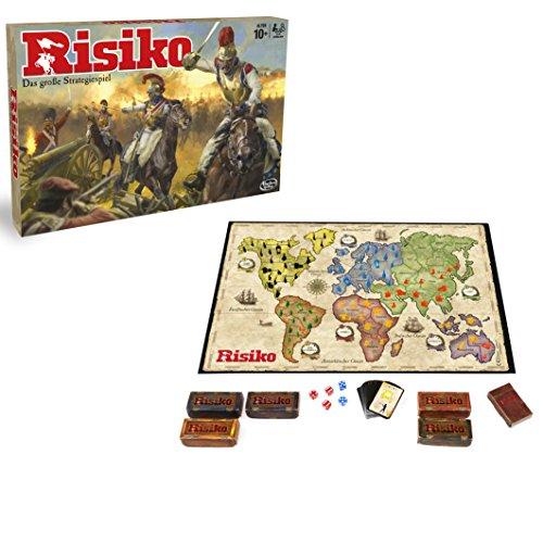 Hasbro Gaming - Gioco da Tavolo Risiko