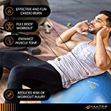 Zoom IMG-2 palla fitness pilates attrezzi palestra