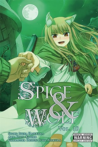 Spice and Wolf, Vol. 10 (manga)