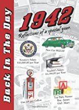 1942 Back In The Day - 24-page Greeting Card / Booklet with Envelope