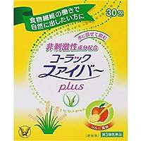 【第3類医薬品】コーラックファイバーplus 30包 ×6