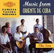 Music from Oriente de Cuba: The Son