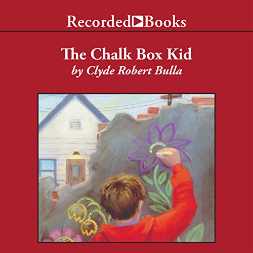 The Chalk Box Kid audiobook cover art