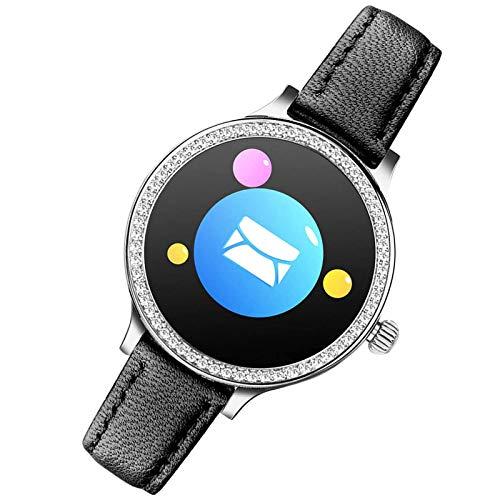 Bluetooth Smartwatch Fitness Tracker Frequenza Cardiaca Blood Pressure Monitor Per Le Mestruazioni Ip68 Impermeabile E Antipolvere Trackers Salute Salute Wristband Fitness Tracker Per Android Ios