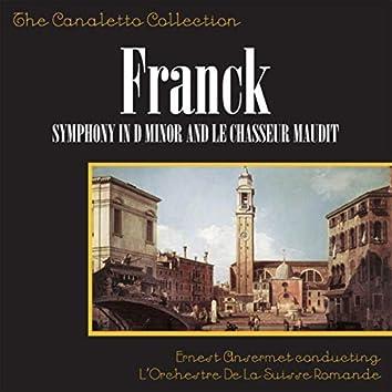 Franck: Symphony In D Minor / Le Chasseur Maudit