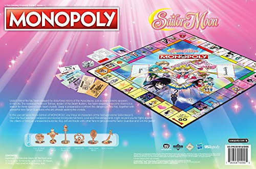 Monopoly: Sailor Moon - 4