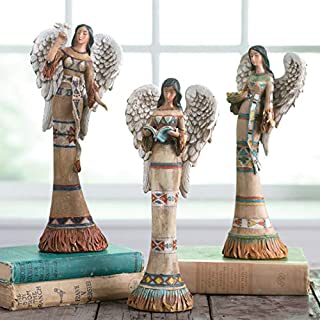 native american angel tree topper