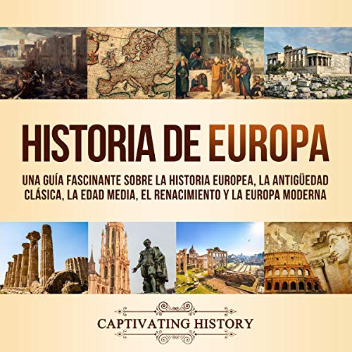 Historia de Europa [History of Europe] cover art