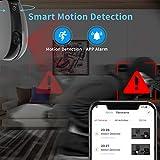 Zoom IMG-2 telecamera wifi interno antela 1080p