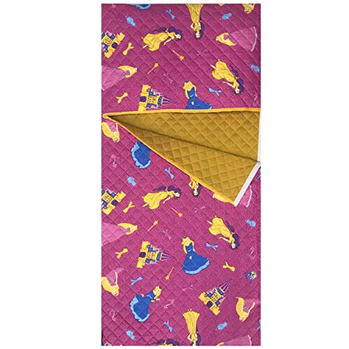 Panini Tessuti - Sac Couchage Enfant- De 2 À 6 Ans - Tissu Matelassé 100% Coton - Made in Italy - Duvet Enfant Diverses Fantaisies Classiques Et Disney
