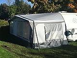 EisenRon Camping Set 10x300 mm - 10 Stück Schraubheringe für Zeltbefestigung mit Bit - 2