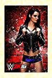Tamatina Wrestlemania 33 Wall Poster - Paige - HD Quality Wrestling Poster