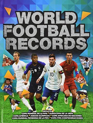World Football Records 2019 (Libros ilustrados)