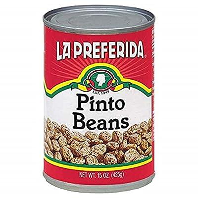 La Preferida Pinto Beans, 15 OZ (Pack - 1)