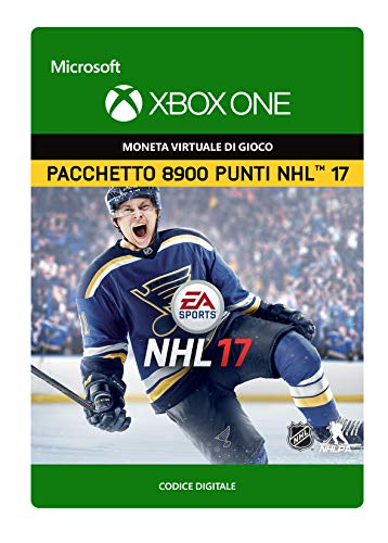 NHL 17 Ultimate Team: 8900 Points | Xbox One - Codice download