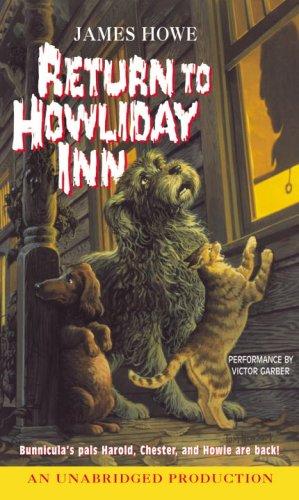 『Bunnicula: Howliday Inn』のカバーアート
