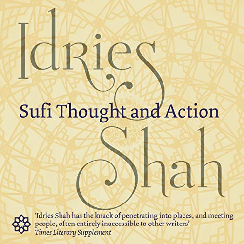 Sufi Thought and Action cover art