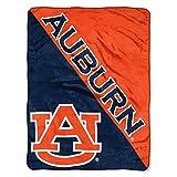 Auburn Tigers 'Halftone' Micro Raschel Throw Blanket, 46' x 60'