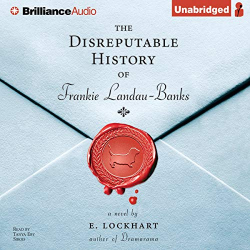 Couverture de The Disreputable History of Frankie Landau-Banks