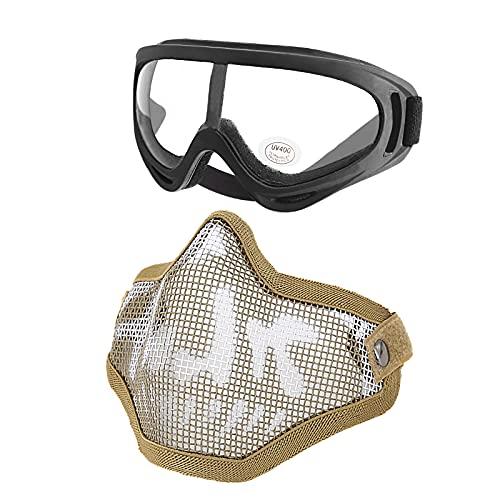 Best air soft masks