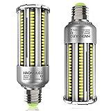 Superhelle E27 LED 35W Kaltweiß 6500K 4000LM Mais...