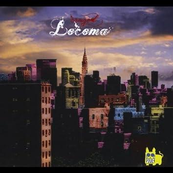 Crazed Locoma