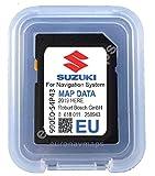 Carte SD Suzuki SLDA Europe 2018-990E054P43000
