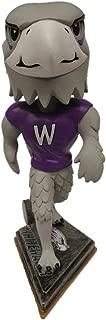 Willie Warhawk Whitewater Warhawks University of Wisconsin-Whitewater Bobblehead