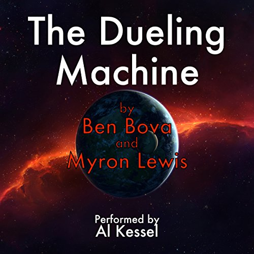 The Dueling Machine audiobook cover art