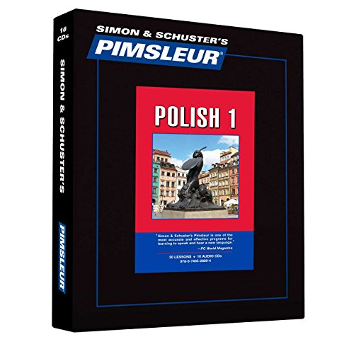 Pimsleur Polish Level 1 CD: Learn to Speak and Understand Polish with Pimsleur Language Programs (Comprehensive, Band 1)