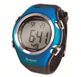 Oregon Scientific W-117 Cardiofrequenzimetro, Unisex, per Adulto, Colore: Blu, Misura Unica