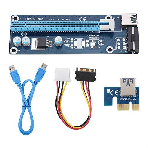 Socobeta Adaptateur de Carte vidéo Adaptateur de Carte de Montage Adaptateur de Carte Graphique Adaptateur de Carte de Montage d extension de Haute qualité USB 3.0 sécurisé pour Ordinateur de Bureau