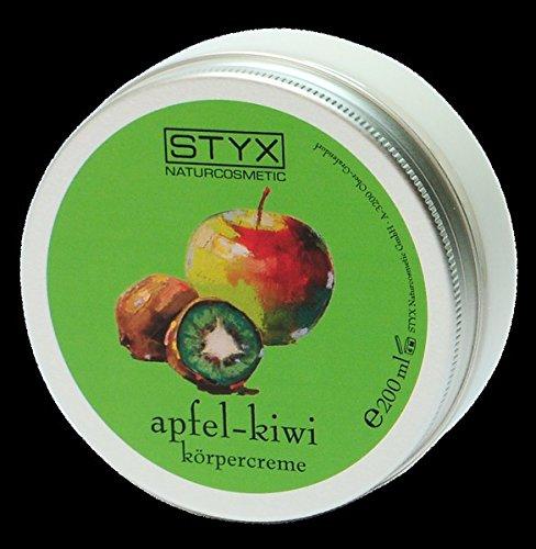 Styx Naturcosmetic Pomme – Kiwi Crème pour le corps – 50 ml