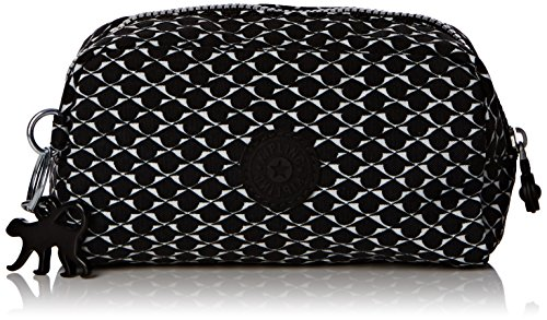Kipling Roozie, Trousse de maquillage - Multicolore (Monochrome Pr), Taille Unique