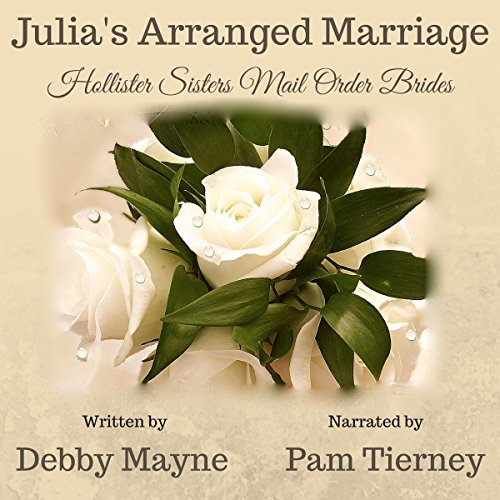 Julia's Arranged Marriage audiobook cover art