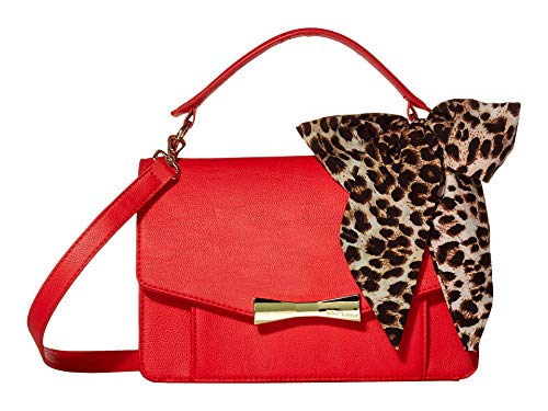 Betsey Johnson BB19355 Red One Size