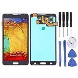 YICHAOYA Reemplace la Pantalla for la Pantalla LCD de Samsung y el ensamblaje Completo del digitalizador (Material OLED) for Galaxy Note 3, N9000 (3G), N9005 (3G / LTE) (Negro) (Color : Black)