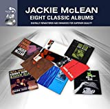 Jackie McLean - Eight Classic Albums    ジャッキー・マクリーン            「エイト・クラシック・アルバム」