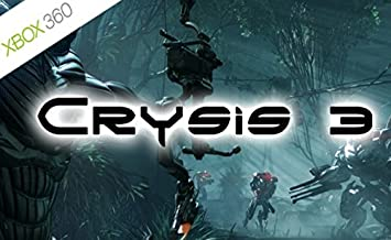 Crysis 3: Hunter Edition (Eng/Arabic/Greek) /(Xbox 360)