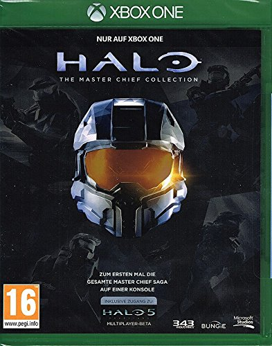 Halo: The Master Chief Collection [AT-PEGI Version] Xbox One