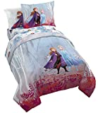 Jay Franco Frozen 2 Forest Spirit Bed Set, Twin