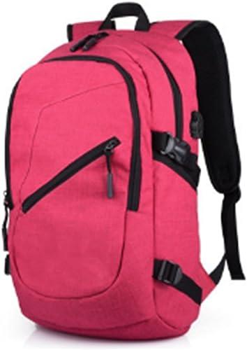 Studenten-Rucksack-Schultasche Oxford-Tuch-Gesch s-beil iger Rucksack-Sekundarschule-Studenten-Mode-Computer-Tasche externe USB-Ladefunktion, C
