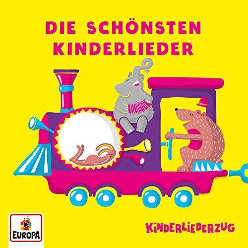 Kinderliederzug - Die schönsten Kinderlieder