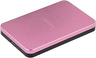 センチュリー USB3.0接続/SATA6G対応 2.5インチSATA-HDD/SSDケース『SIMPLE SMART BOX』 フロストピンク CSB25U3PK6G