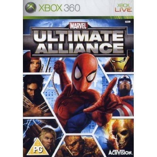 Marvel - Ultimate Alliance - PEGI [Edizione: Regno Unito]